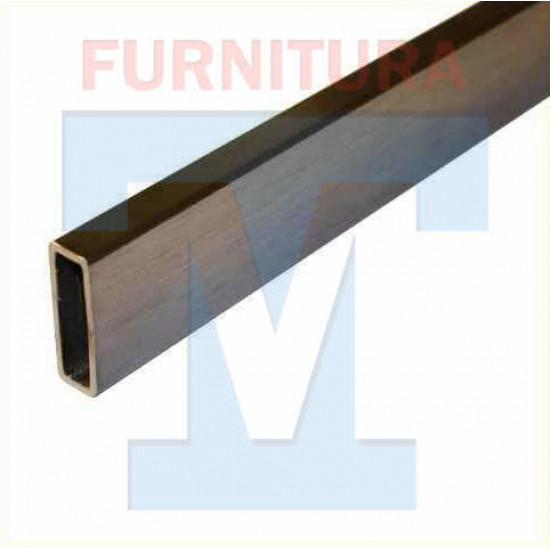 Труба прямоугольная 10x30 мм (Хромированная)